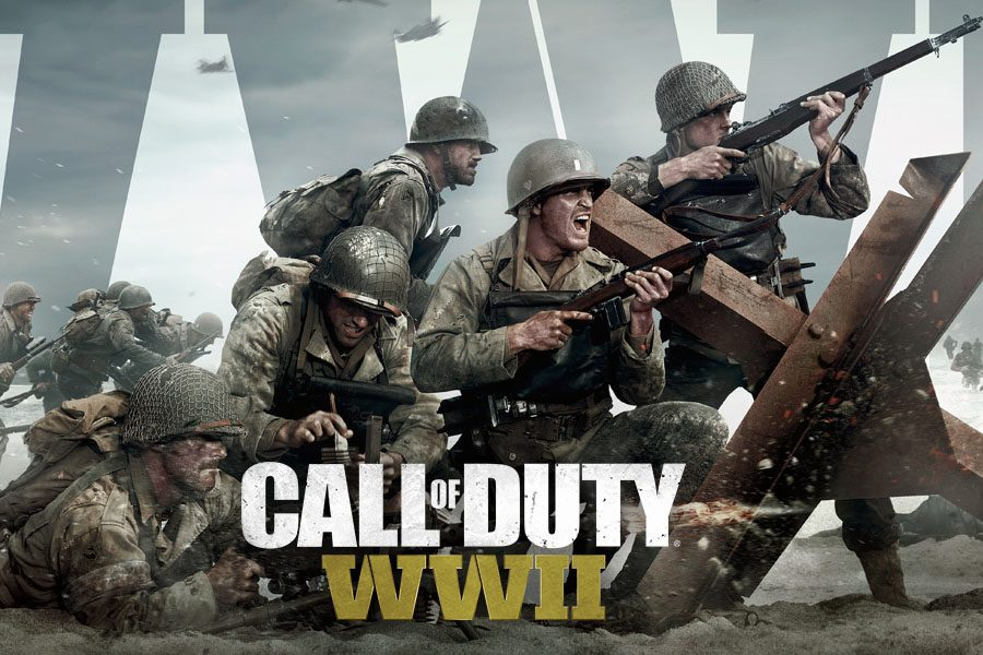 Call of Duty WWII available to download: Free to Play on  PlayStation plus.