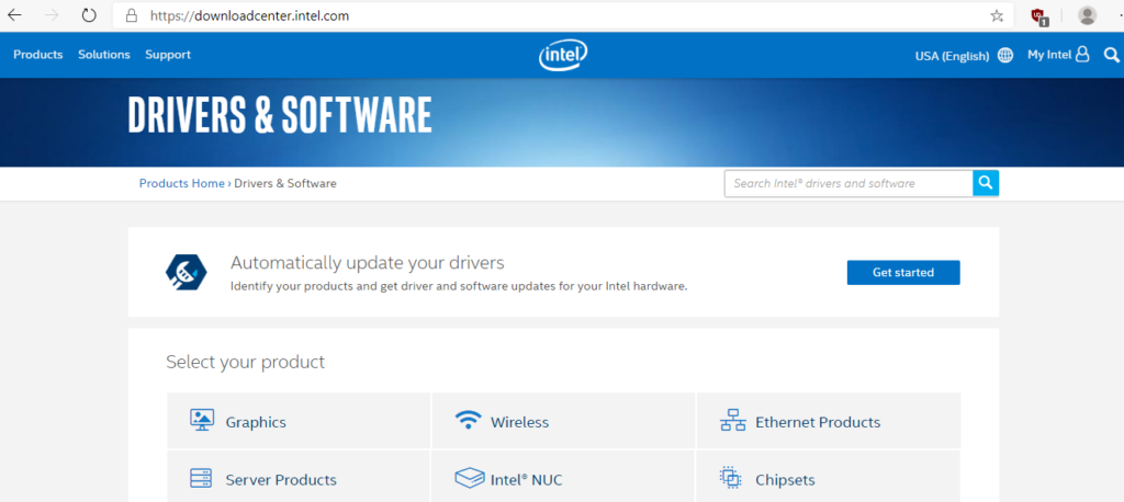 Intel drivers download How to fix DX11 FEATURE LEVEL 10.0 is required to run the engine