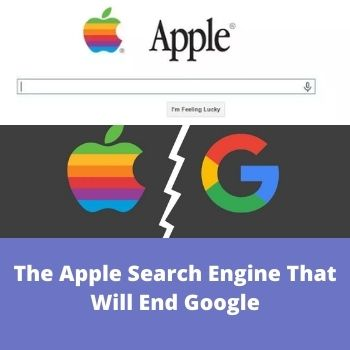 The Apple Search Engine That Will End Google