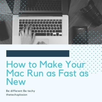 How to Make Your Mac Run as Fast as New