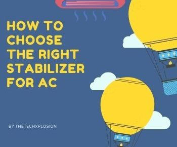 HOW TO CHOOSE THE RIGHT STABILIZER FOR AC